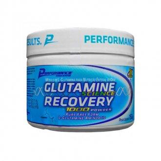 Imagem - Glutamina Recovery (150g) - Performance Nutrition cód: 754