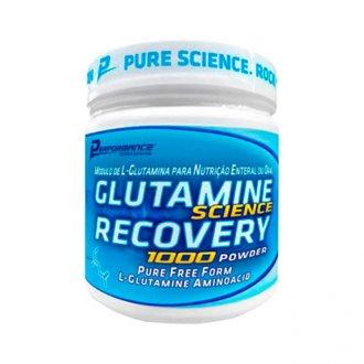Imagem - Glutamina Recovery (300g) - Performance Nutrition cód: 756
