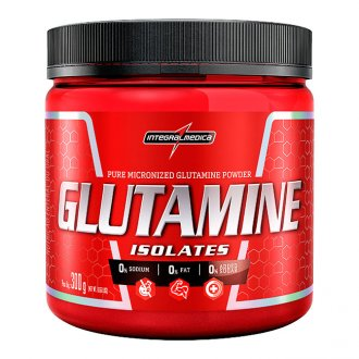 Imagem - Glutamine (300g) - Integralmédica  cód: 514
