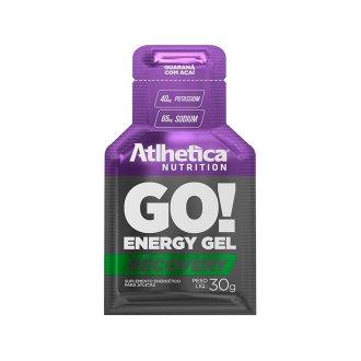 Imagem - GO! Energy Gel (30g) - Atlhetica Nutrition cód: 454