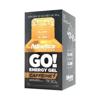 Imagem - GO! Energy Gel Caffeine (Caixa c/ 10 sachês) - Atlhetica Nutrition cód: 793