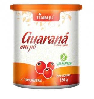 Imagem - Guaraná em Pó (150g) - Tiaraju cód: 350