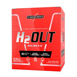 Imagem - H2OUT Diuretic 30sticks (7g) - Integralmédica cód: 515