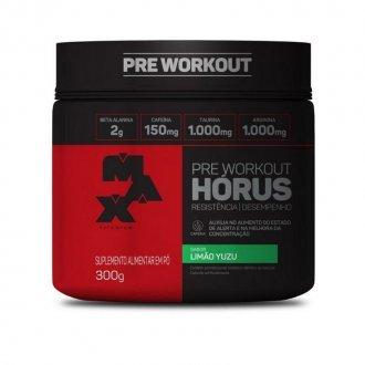 Imagem - Hórus Pre Workout (300g) - Max Titanium cód: 1265