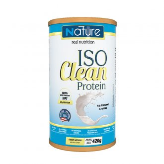 Imagem - Iso Clean Protein Nature (420g) - Nutrata cód: 544