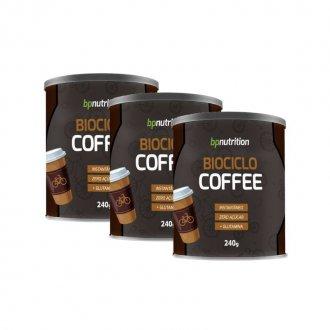 Imagem - Kit 3x Biociclo Coffee (240g) - BP Nutrition cód: 1284