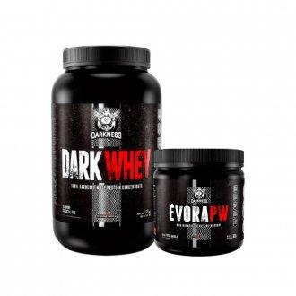 Imagem - Kit Dark Whey (1,2kg) + Évora PW (300g) - Integralmédica cód: 1100