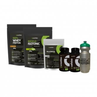 Imagem - Kit Jornada do Ciclista (6 itens) - BP Nutrition cód: 1038