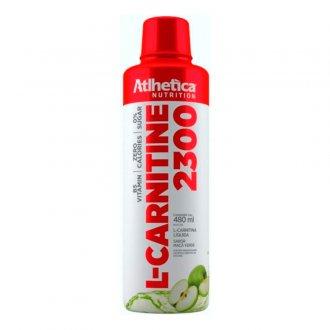 Imagem - L-Carnitina 2300 (480ml) - Atlhetica Nutrition cód: 456