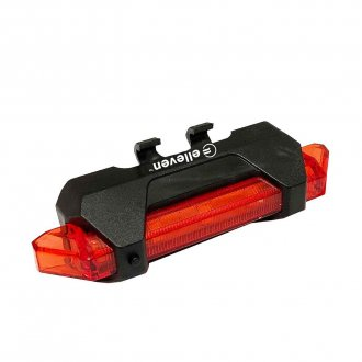 Imagem - Lanterna Traseira Pisca 8 Lúmens USB - Elleven cód: 1306