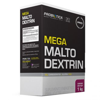 Imagem - Mega Maltodextrin (1kg) - Probiótica cód: 431