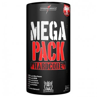 Imagem - Mega Pack Hardcore (30 packs) - Integralmédica cód: 841