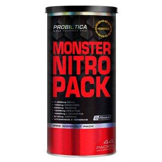 Imagem - Monster Nitro Pack (44packs) - Probiótica cód: 433