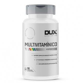 Imagem - Multivitamínico (90caps) - Dux Nutrition cód: 1165
