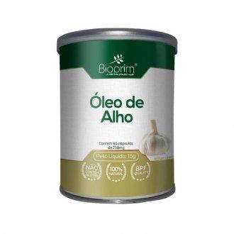 Imagem - Óleo de Alho 250mg (60caps) -  Bioprim  cód: 1323