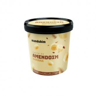 Imagem - Pasta de Amendoim com Banana (450g) - Mandubim cód: 1040