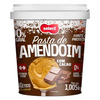 Imagem - Pasta de Amendoim com Cacau (1,005kg) cód: 340