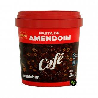 Imagem - Pasta de Amendoim com Café (1,02kg) - Mandubim cód: 336