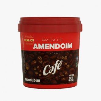 Imagem - Pasta de Amendoim com Café (450g) - Mandubim cód: 713