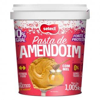 Imagem - Pasta de Amendoim com Mel (1,005kg) cód: 342