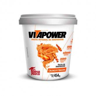 Imagem - Pasta de Amendoim Crunchy Bacon (454g) - Vitapower cód: 818