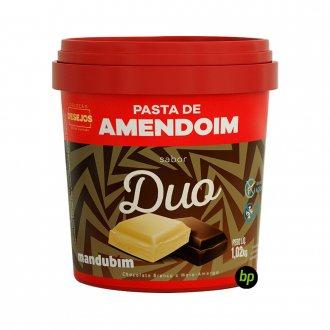 Imagem - Pasta de Amendoim Duo (1,02kg) - Mandubim cód: 339