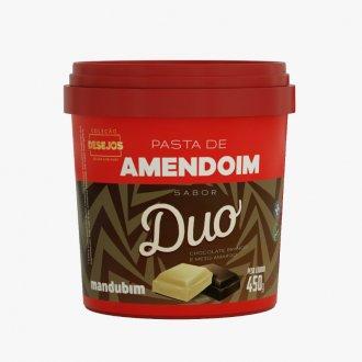 Imagem - Pasta de Amendoim Duo (450g) - Mandubim cód: 710