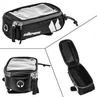 Imagem - Bolsa Quadro Phone Bag Bike (Preto) - Elleven cód: 618