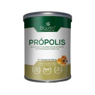 Imagem - Própolis 400mg (60caps) - Bioprim cód: 1259
