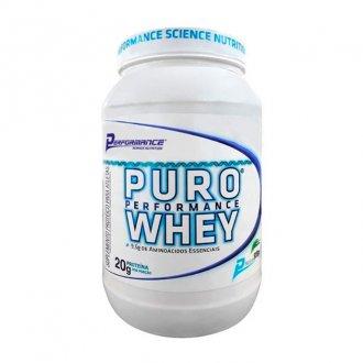 Imagem - Puro Whey (900g) - Performance Nutrition cód: 806