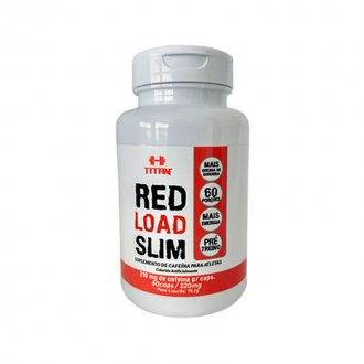 Imagem - Red Load Slim 210mg (60caps) - Titan cód: 832