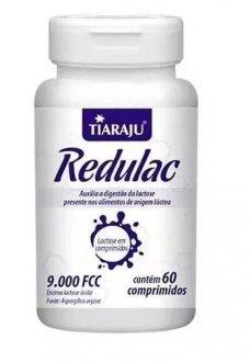 Imagem - Redulac Lactase (9.000 FCC) (60caps) - Tiaraju  cód: 684