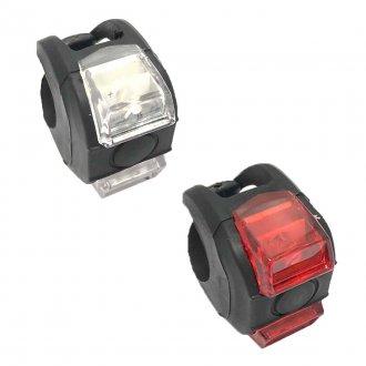 Imagem - Sinalizador Pisca Light Bike Par (3 Funções) - Elleven cód: 624