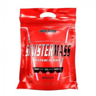 Imagem - Sinister Mass (3kg) - Integralmédica | GANHE BRINDE cód: 530