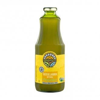 Imagem - Suco de Laranja Integral Orgânico (1 litro) - Organovita cód: 835