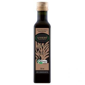 Imagem - Vinagre Balsâmico Envelhecido Orgânico (250ml) - Econatura cód: 396