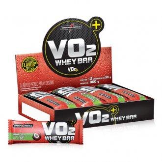 Imagem - Vo2 Protein Bar (Caixa c/ 12 barras) - Integralmédica cód: 557