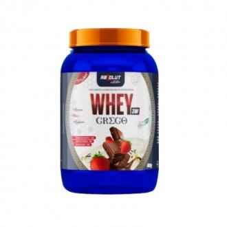 Imagem - Whey Grego 3W (3 Sabores) (900gr) - Absolut Nutrition - GANHE BRINDE cód: 1222