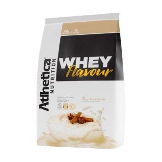 Imagem - Whey Flavour (850g) - Atlhetica Nutrition cód: 583