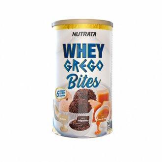 Imagem - Whey Grego Bites Cream (18 barras de 20g) - Nutrata cód: 577