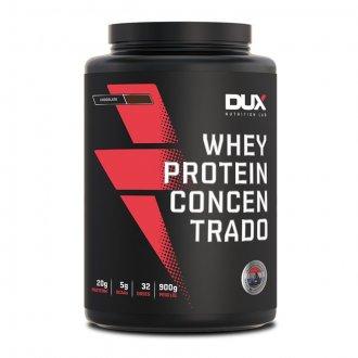 Imagem - Whey Protein Concentrado (900g) - DUX Nutrition cód: 1178