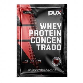 Imagem - Whey Protein Concentrado Sachê (28g) - DUX Nutrition cód: 1276