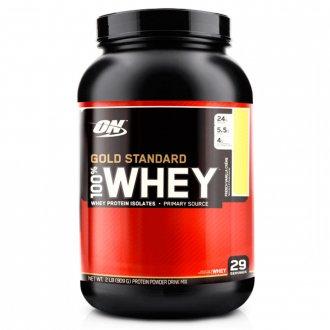 Imagem - Whey Protein Gold Standard (900g) - Optimum Nutrition cód: 814