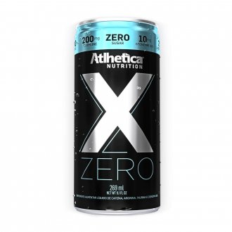 Imagem - X Zero (269ml) - Atlhetica Nutrition cód: 466