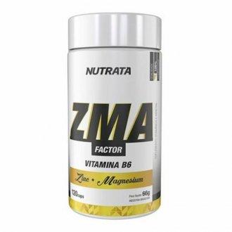Imagem - ZMA Factor (120caps) - Nutrata cód: 416