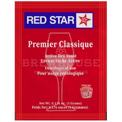 FERMENTO RED STAR PREMIER CLASSIQUE (MONTRACHET)