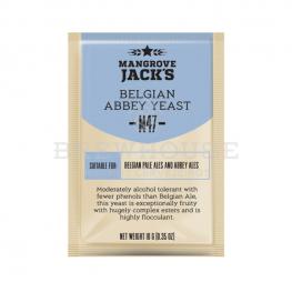 Imagem - FERMENTO MANGROVE JACKS - BELGIAN ABBEY M47 cód: 001422