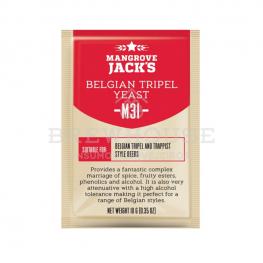 Imagem - FERMENTO MANGROVE JACKS - BELGIAN TRIPEL M31 cód: 001425