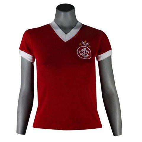 87946effd Camiseta Feminina Retro Internacional Baby Look 1979 Falcão INT4100 ...