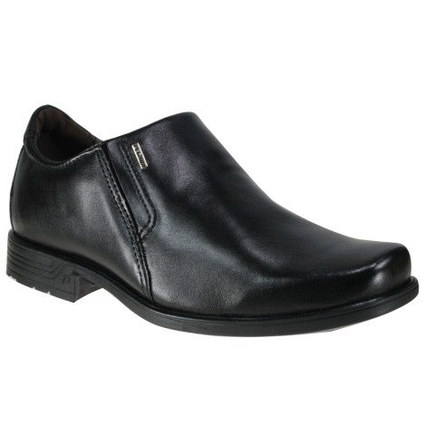 68bc58e8fb Sapato Masculino Pegada Couro Preto Anilina Soft 22101-1 22101-1 ...